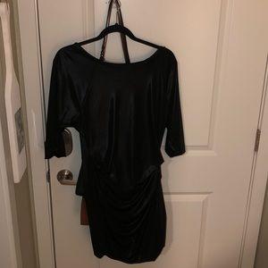 black rachel roy dress (S)